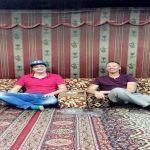 مواطن يُسعف عائلة هولندية على طريق حوطة بني تميم الأفلاج ويستضيفهم بمنزله في الأحمر