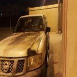 إطلاق نار على سيارة رسمية تابعة لمحافظة الأفلاج
