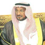 الشيخ بتال بن عامر بن مقعد النتيفات يرحب بسمو أمير الرياض