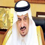 أمير منطقة الرياض يتفقد ويدشن عددًا من المشروعات التنموية بالأفلاج