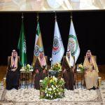 بالصور : الأمير مقرن بن عبدالعزيز يرعى المؤتمر السعودي السادس للمعلوماتية الصحية