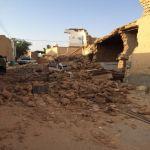 نجاة عمالة وافدة بعد انهيار منزلهم الطيني بالأفلاج