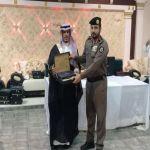 محافظ الأفلاج يكرّم شركاء النجاح في زيارة أمير الرياض