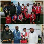 فوز فريق دار الملاحظة ببطولة سمو أمير منطقة الرياض