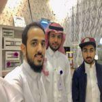 """مدير مكتب العمل يزور سعوديين يعملون في محل حلويات  (بيت الحلا )  وصحيفة الأفلاج دعمآ لهم """" إعلان مجاني لمدة ٣ أشهر """""""