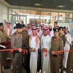 بالصور : محافظ الأفلاج يفتتح أسبوع المرور الخليجي الموحد