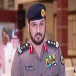 مدير شرطة الأفلاج في زيارة تفقدية لمخفر الهدار