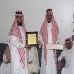 بالصور : تكريم أ. عبدالله بن مبارك الزايد بمناسبه تقاعده