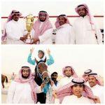 آل زنان يخطف كأس ابن شريم في سباق المجمعة