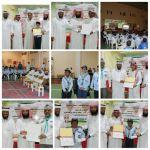 كشافة تعليم الأفلاج تكرّم المشاركين في استقبال سمو أمير الرياض