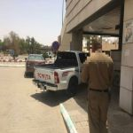 مرور الأفلاج يمنح مخالفات وقوف خاطئ في مواقف المستشفى