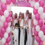 بالصور : محافظ الأفلاج يفتتح مركز المرأة المنتجة بالجمعية الخيرية