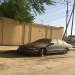 السيارات التالفة في شوارع الأفلاج مسؤولية من ؟