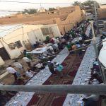 أسواق جنان بالأفلاج تقيم إفطار صائم للجاليات