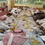 جماعة جامع التوحيد يقيمون إفطار صائم