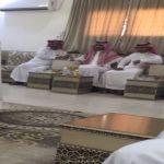 ابن حثلين يزور آل عبدان في الأفلاج
