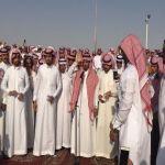 بالصور : الشيخ فالح آل عمار وإخوانه يعفون عن حمد آل عمار لوجه الله