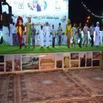 لجنة تنمية الأفلاج تشارك الأهالي احتفالات العيد