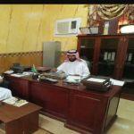 رئيس مركز الهمجة يهنئ القيادة والشعب السعودي بعيد الأضحى