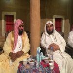 الشيخ ظفر الدوسري في نفائس بريدة