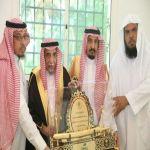 تنمية الأفلاج تُكرم أبناء وأحفاد المشاركين في فتح الرياض