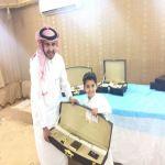بالصور : صحيفة الأفلاج تسلم الفائزين بمسابقة السناب جوائزهم