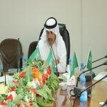 مدير تعليم الأفلاج يعقد اللقاء الأول بقائدات المدارس