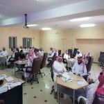 تعليم الأفلاج يُدشن ورشة عمل الدليل التنظيمي لحصة النشاط
