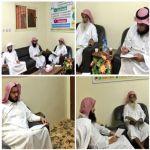 اجتماع مجلس إدارة مكتب حلقات تحفيظ القرآن بسويدان