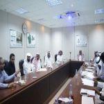مجلس وقف إنسان بمحافظة بالأفلاج يعقد اجتماعه الثاني