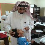 انطلاق حملة تطعيم طلاب وطالبات الصف الأول الابتدائي بمدارس الأفلاج