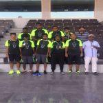 بالصور : قوى توباد الأفلاج يخطف الميدالية البرونزية في بطولة الرياض المفتوح