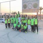 تنمية البديع تكرم شبابها الرياضي اليومي