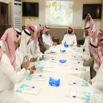 بالصور : تنمية الهدار  تزور لجنة الأفلاج وتطلع على برامجها المتنوعة