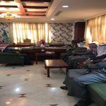 محافظ الأفلاج يستقبل رئيس المجلس البلدي ونائبه