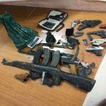 الأفلاج .. ضَبط مروِّج مخدرات بحوزته أسلحة نارية و681 حبة كبتاجون