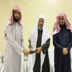 بالصور : الشيخ الطيار يزور جمعية الأفلاج الخيرية