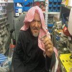 قصة العم ماجد وصناعة المفاتيح ..فكرة بدأت من الكويت ونُفذت بالأفلاج
