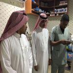 بالصور : بلدية الأفلاج تطلق حملتها التفتيشية على المطاعم والمحلات التجارية