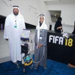 عبدالعزيز : من أهالي الأفلاج يتحدى المرض ويشارك في كأس هيئة الرياضة للقيمرز
