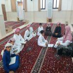 """مكتب إشراف حلقات القرآن بسويدان يقيم """"يوم الهمة"""" الأول"""