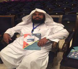 """إسماعيل آل عتيق"""" يحصل على درجة الماجسيتر في التخطيط التربوي"""