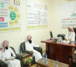 مكتب إشراف حلقات القرآن الكريم بسويدان يعقد اجتماعه الخامس لهذا العام