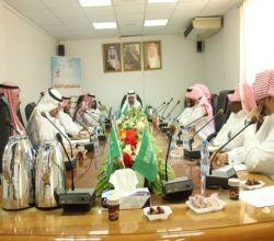 لجنة الاستعداد بتعليم الأفلاج تناقش في جلستها الثانية أعمالها واحتياجات المدارس