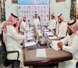 تنمية البديع تعقد اجتماعها الشهري بحضور مشرفي لجان التنمية بالمركز