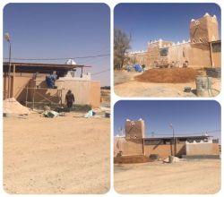 """""""سياحية الأفلاج"""" تعمل على إعادة تأهيل المساجد التراثية"""