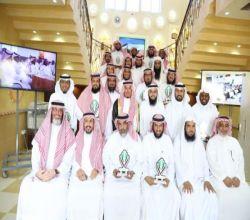 أكثر من 20 لجنة تنمية في زيارة لجنة تنمية الأفلاج