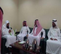 محكمة الأفلاج والإرشاد الأسري يعقدان اجتماع تشاوري بشأن القضايا الأسرية