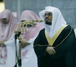 """إمام الحرم المكي """"ياسر الدوسري"""" في محافظة الافلاج يوم الأحد بعد القادم"""