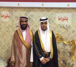 """آل حامد يحتفلون بزواج """" محمد """""""